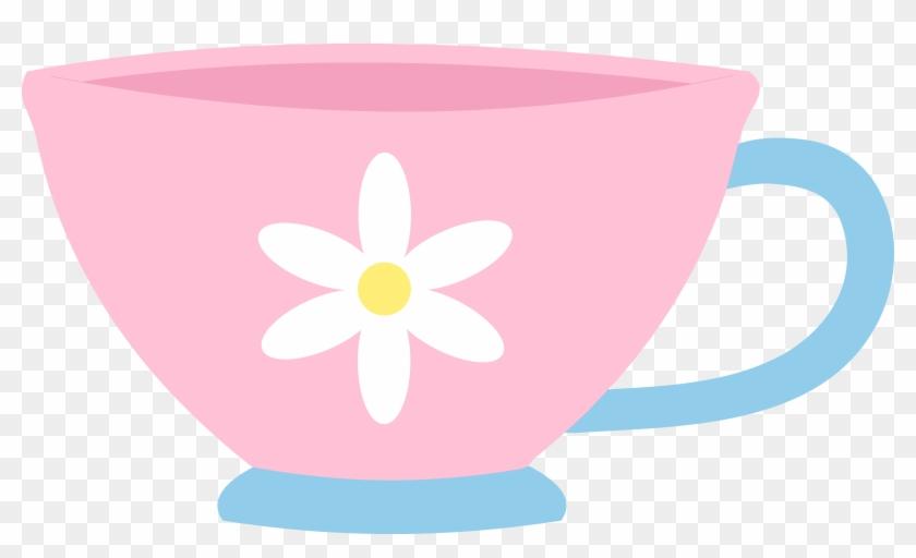 Tea Cup Clipart Transparent - Clipart Teacups #419340