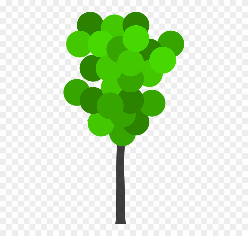 Cedar Tree Cliparts 20, Buy Clip Art - Cartoon Tree Hi Png #420136