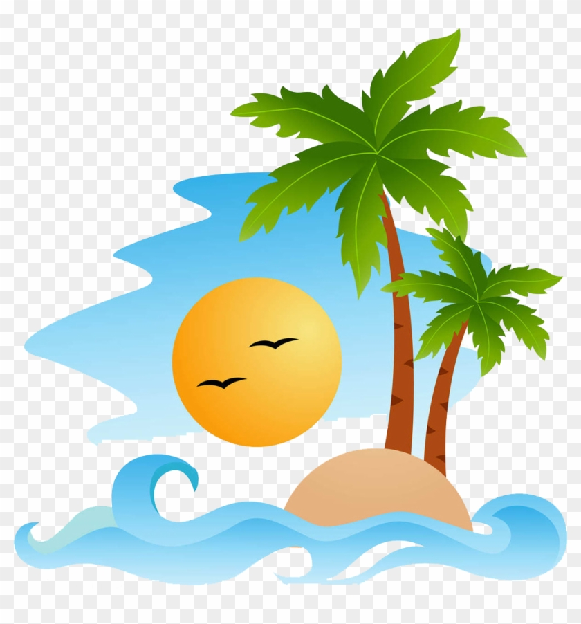Coconut Arecaceae Royalty-free Clip Art - Coconut Tree Clip Art Png #420156