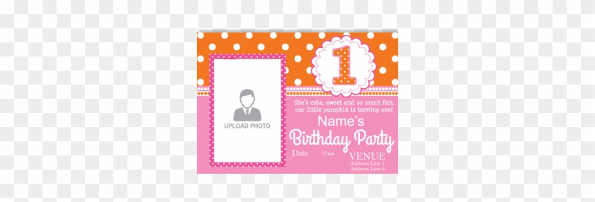 Mixed Color Birthday Invitation Card - Birthday Invitation Card #420302