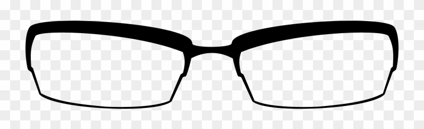 Free Eyeglasses - Clipart Glasses #420532