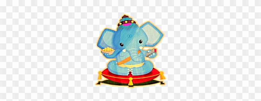The Transition From Childhood To Adulthood In Any Culture - Indian Elephant #420902