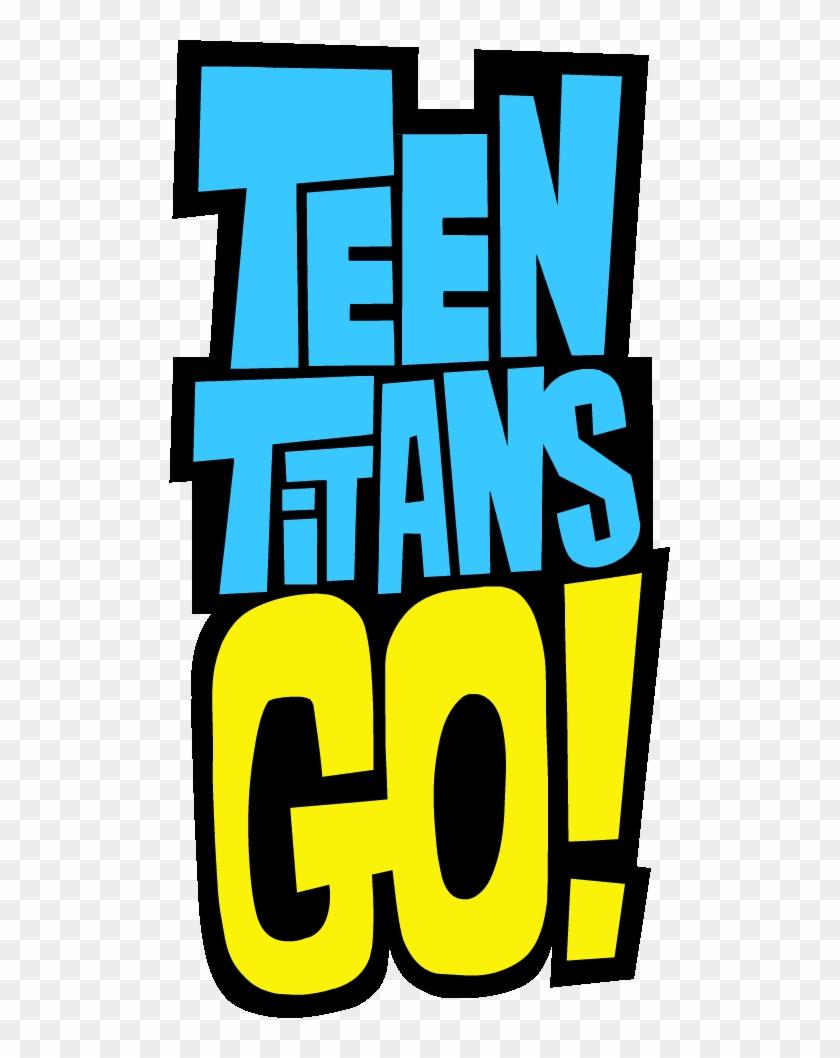 List Of Teen Titans Go Teen Titans Go Clipart 501 978 - Teen Titans Go Logo #68056
