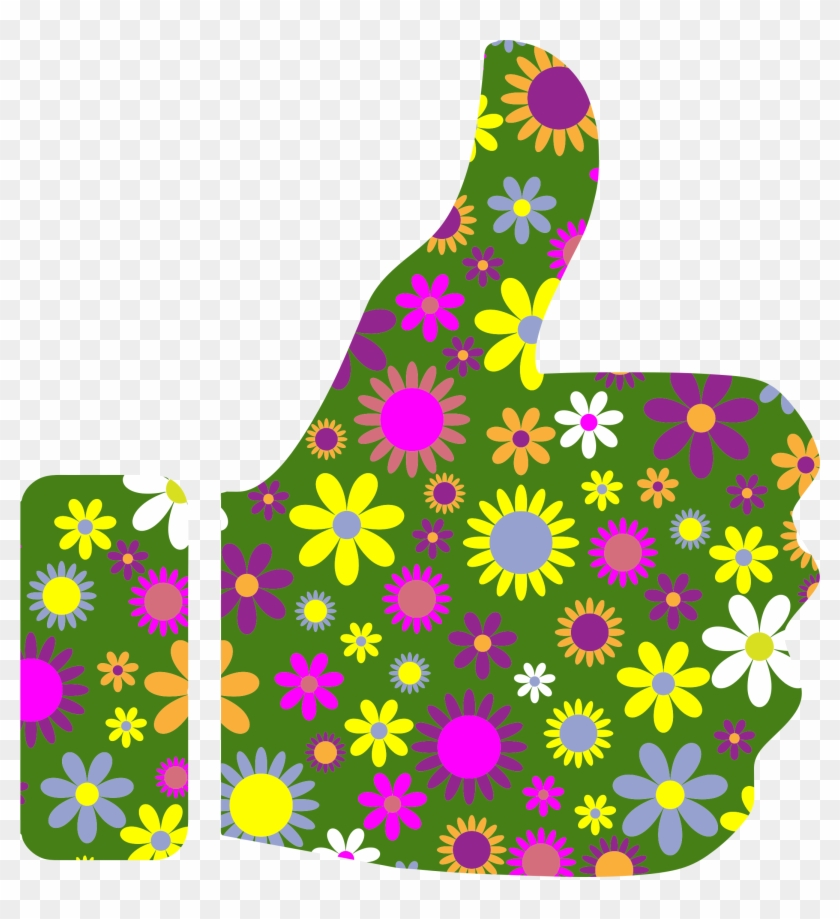 Clipart Of Thumbs Up And Thumbs Down - Green Thumbs Clip Art #68095