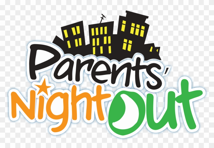 Clip - Parents Night Out Png #68117