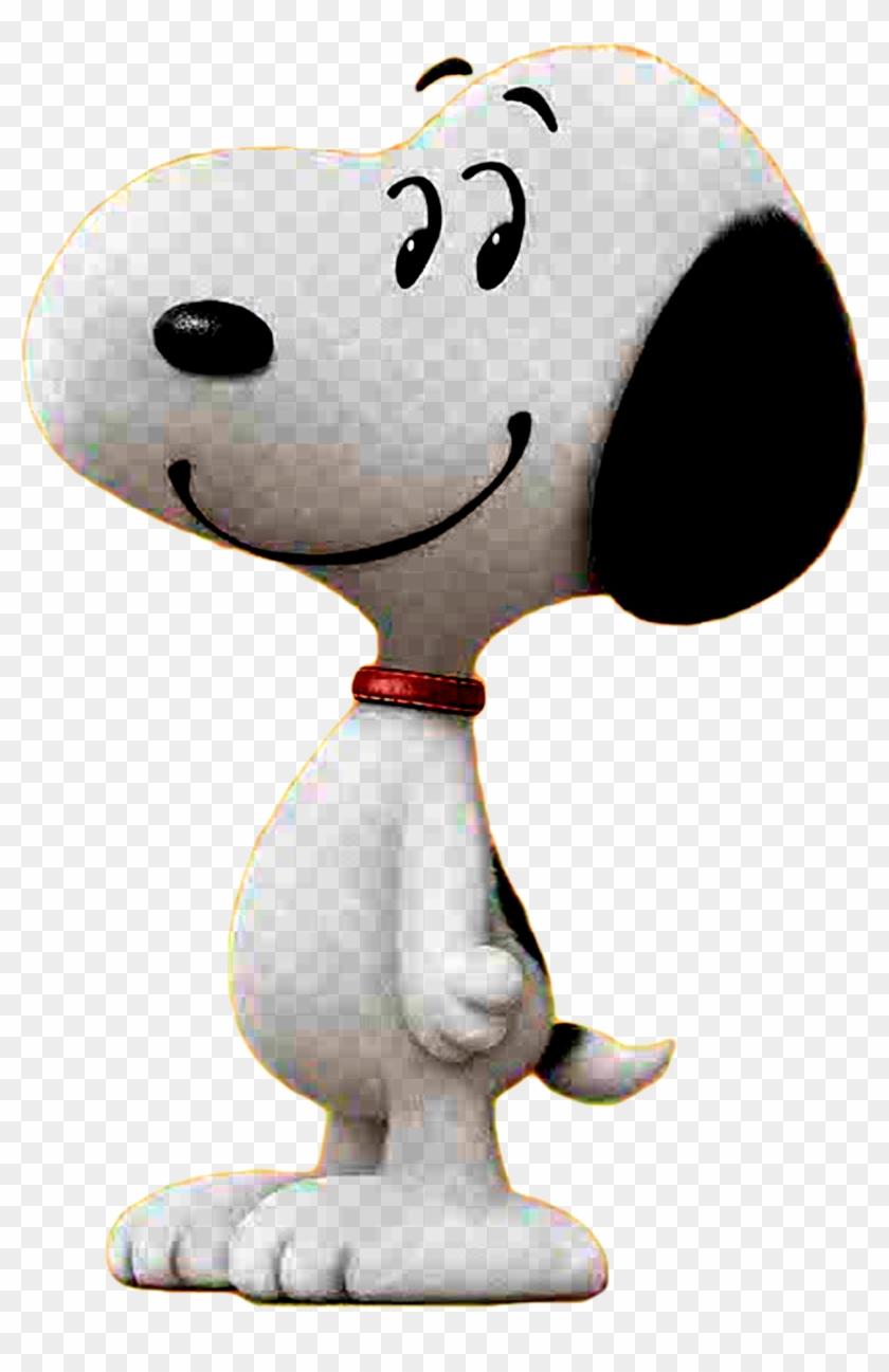 Snoopy Clipart Peanuts Movie - Snoopy - The Peanuts Movie Journal #68141