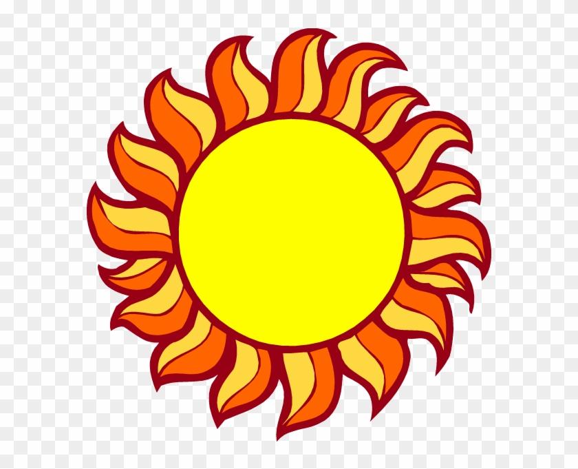 Sun - Sun Clipart #68248