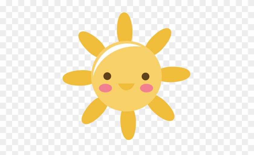 Happy Sun Svg Scrapbook Title Sun Svg Cut File For - Happy Sun Png #68333