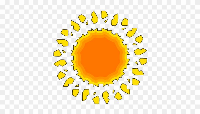 Sunshine Free Sun Clipart Public Domain Sun Clip Art - Myanmar Computer Company #68336