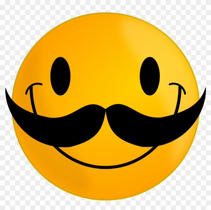 smiling sun clipart royalty free smiley face with mustache 68368
