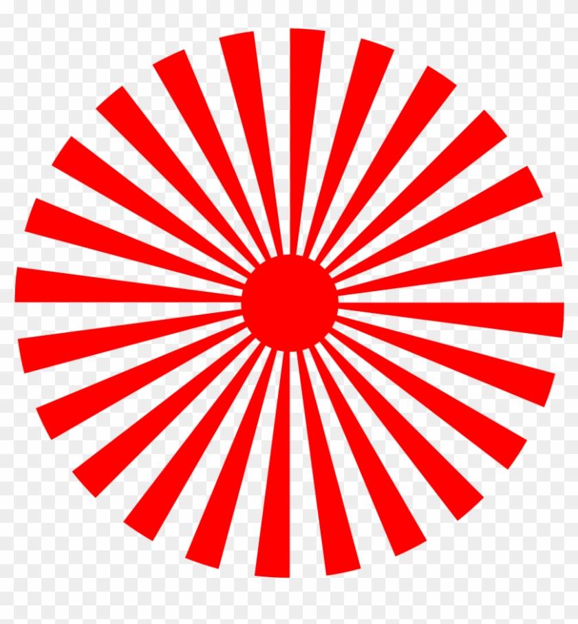 Abstract Sun 3 - Wagon Wheel Effect Gif #68390