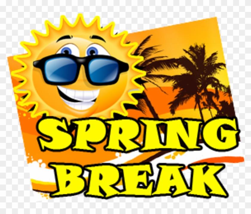 Sunshine Clipart Spring Break - Elementary School Spring Break 2016 #68496