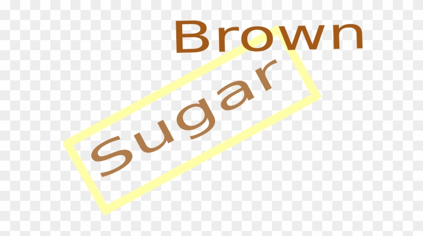Codes For Insertion - Clipart Brown Sugar #68600