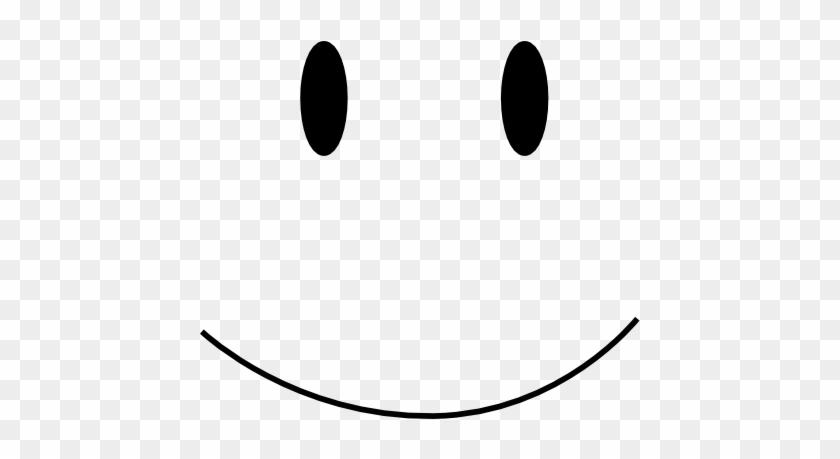 Clipart Smiley Face - Circle #68708