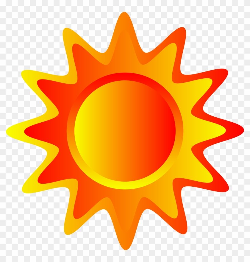 Big Image - Sun Clip Art #68769