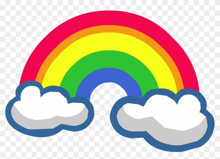 Rainbow Png Image - Rainbow Png #68828