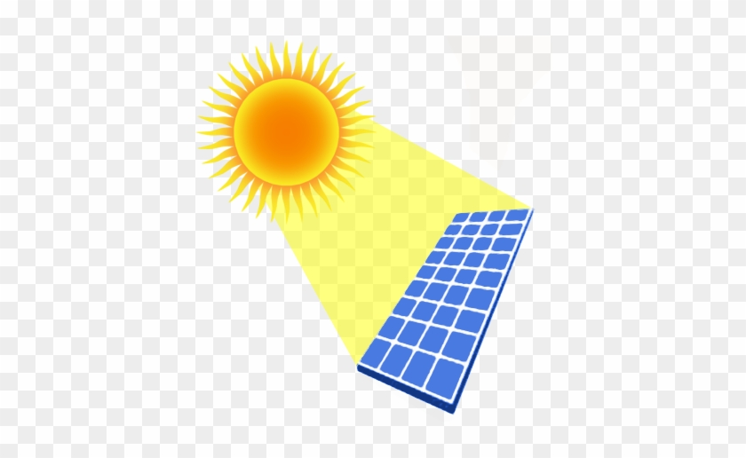 Solar - Solar Panels Clip Art #68914