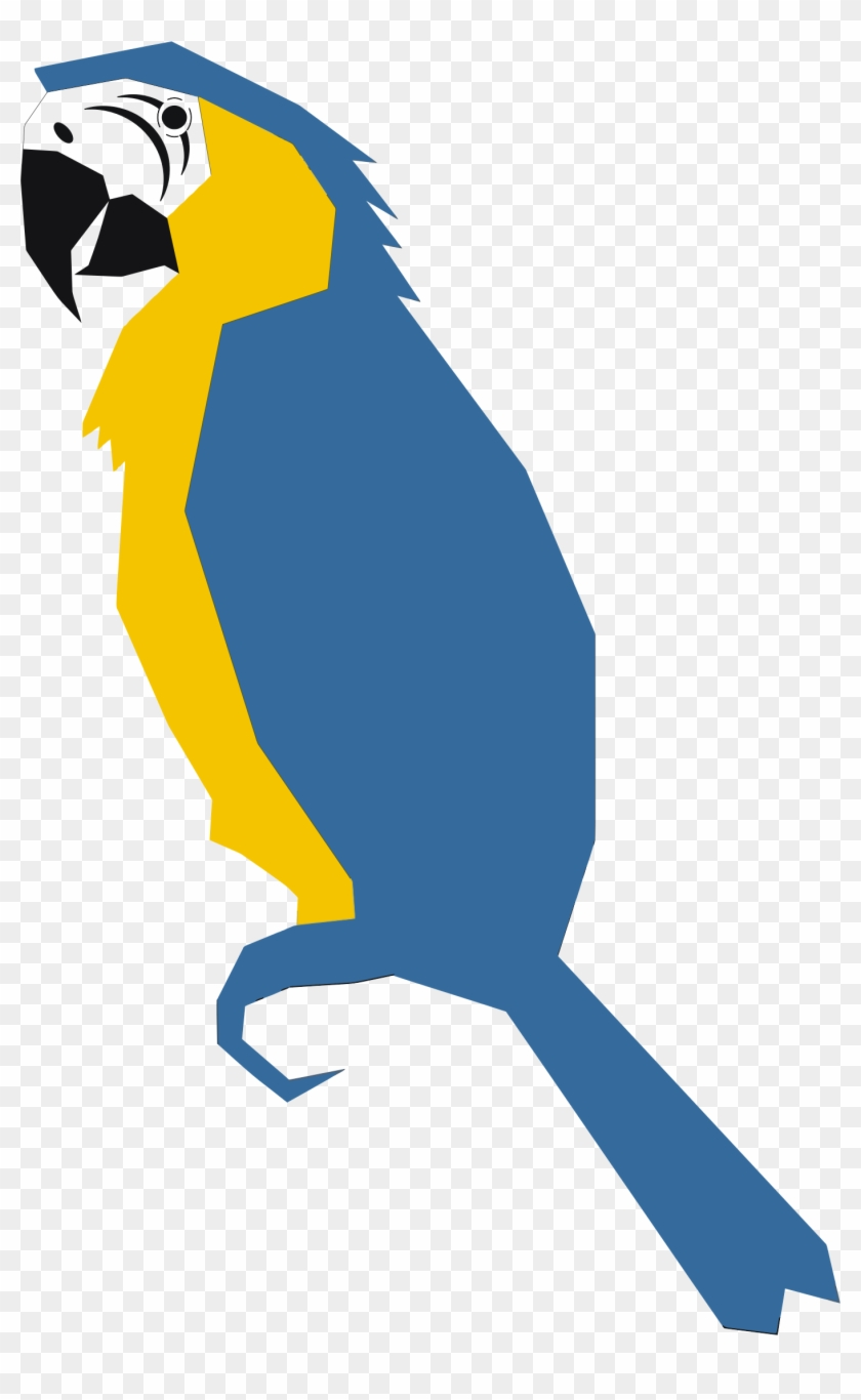 Big Image - Macaw Clipart #69015