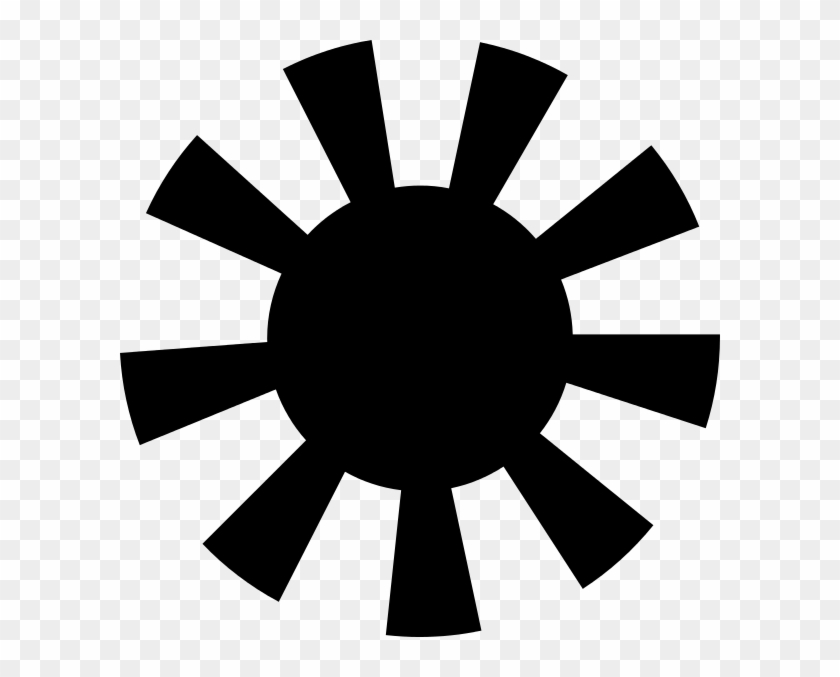These Mystics Adopted Symbols Of The Black Sun Such Mural Free