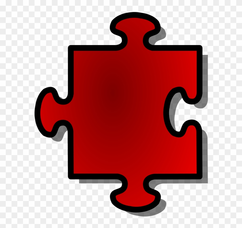Get Notified Of Exclusive Freebies - Puzzle Pieces Clip Art #69096