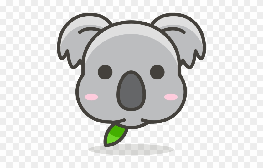 Download Png Image Report - Koala Icon #69512