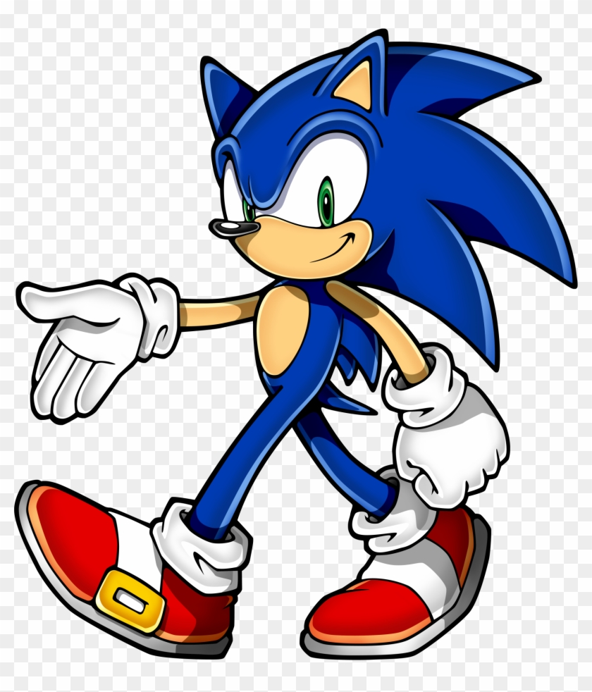 Sonic The Hedgehog - Sonic The Hedgehog Characters #69568