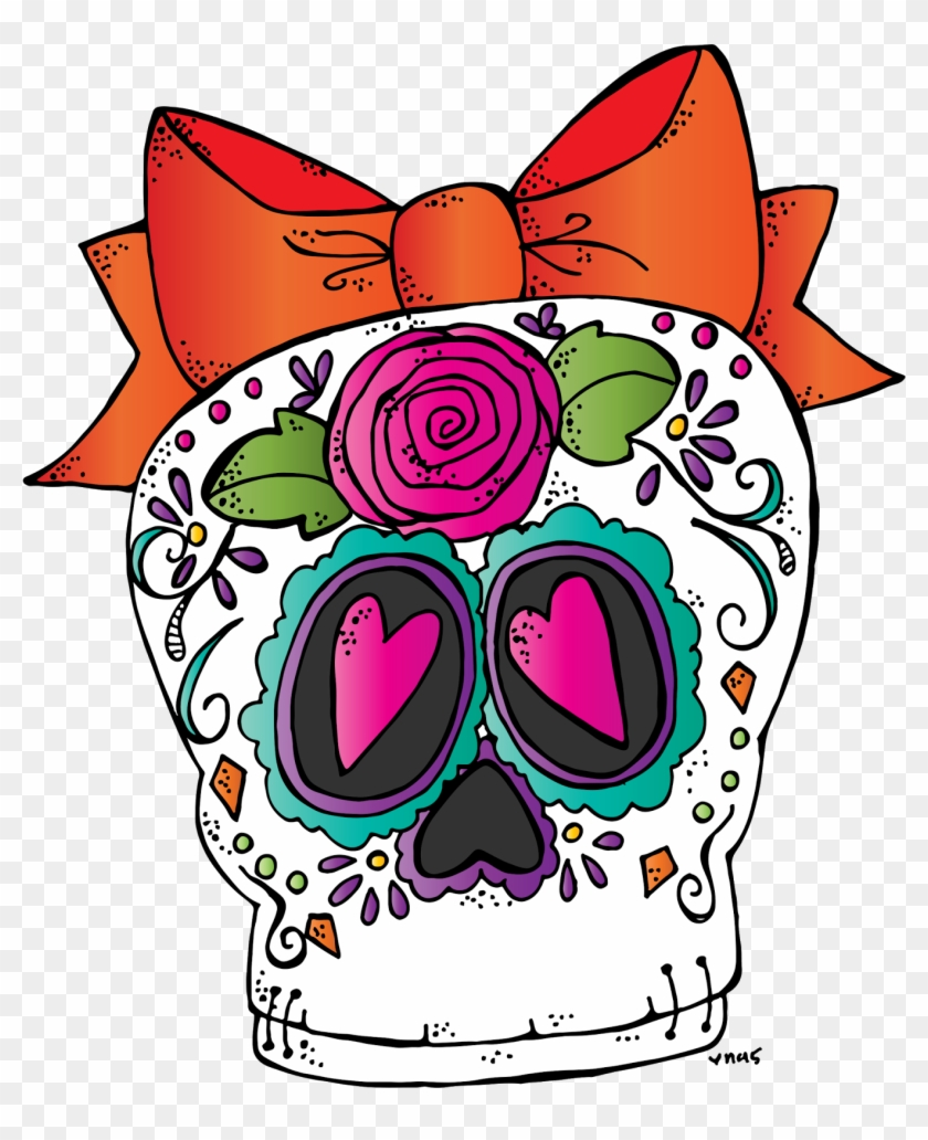 Happy Early Halloween My Friends - Melonheadz Day Of The Dead #69638