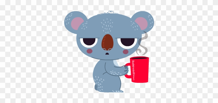 Thank You - Koala Emoji #69659