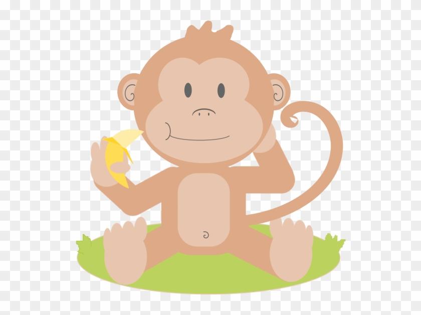 Baby Koala Clipart - Baby Monkey Clip Art #69753