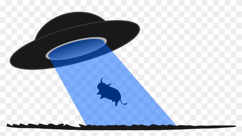 Unidentified Flying Object Alien Abduction Clip Art - Ufo Clipart #69767
