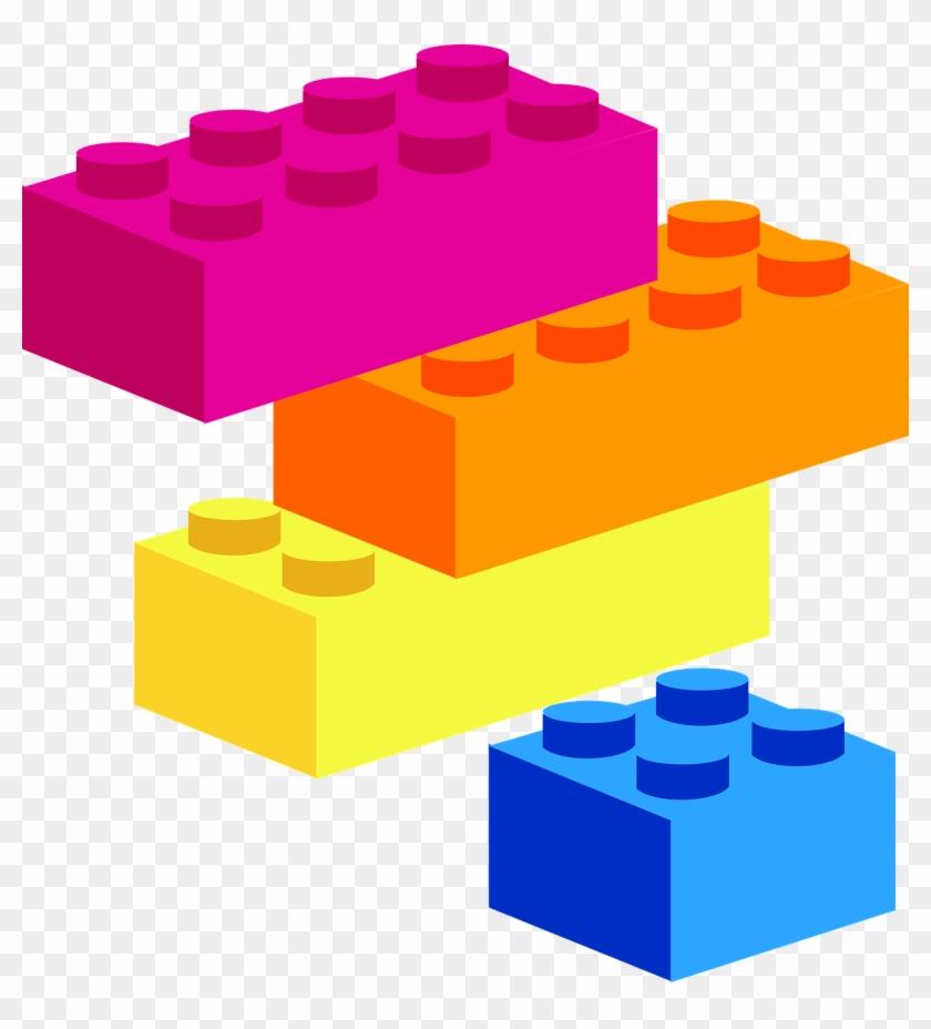 Pin Lego Blocks Clip Art - Clip Art Lego #69830