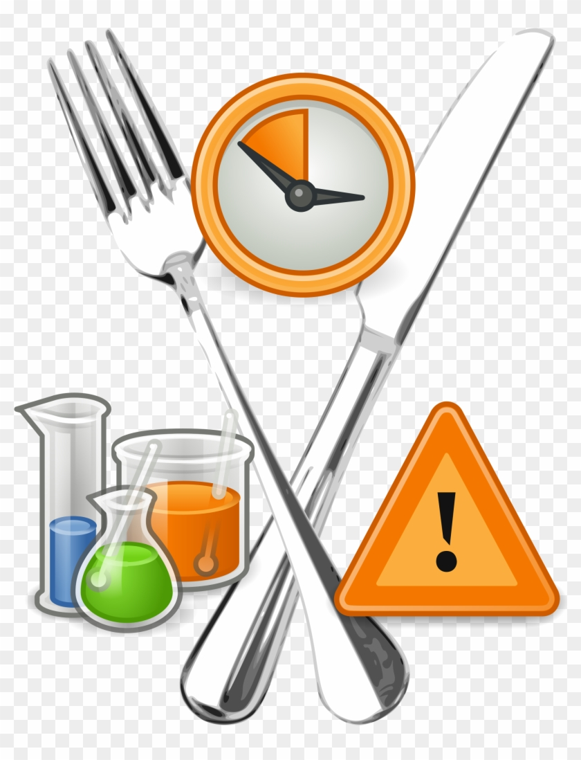 Food Hygiene Clipart - Safety Issues Of Irradiated Food #69831