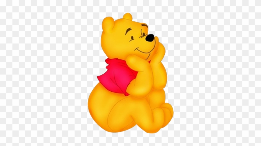 Pooh Bear Clip Art - Winnie The Pooh Mother's Day Card #69914