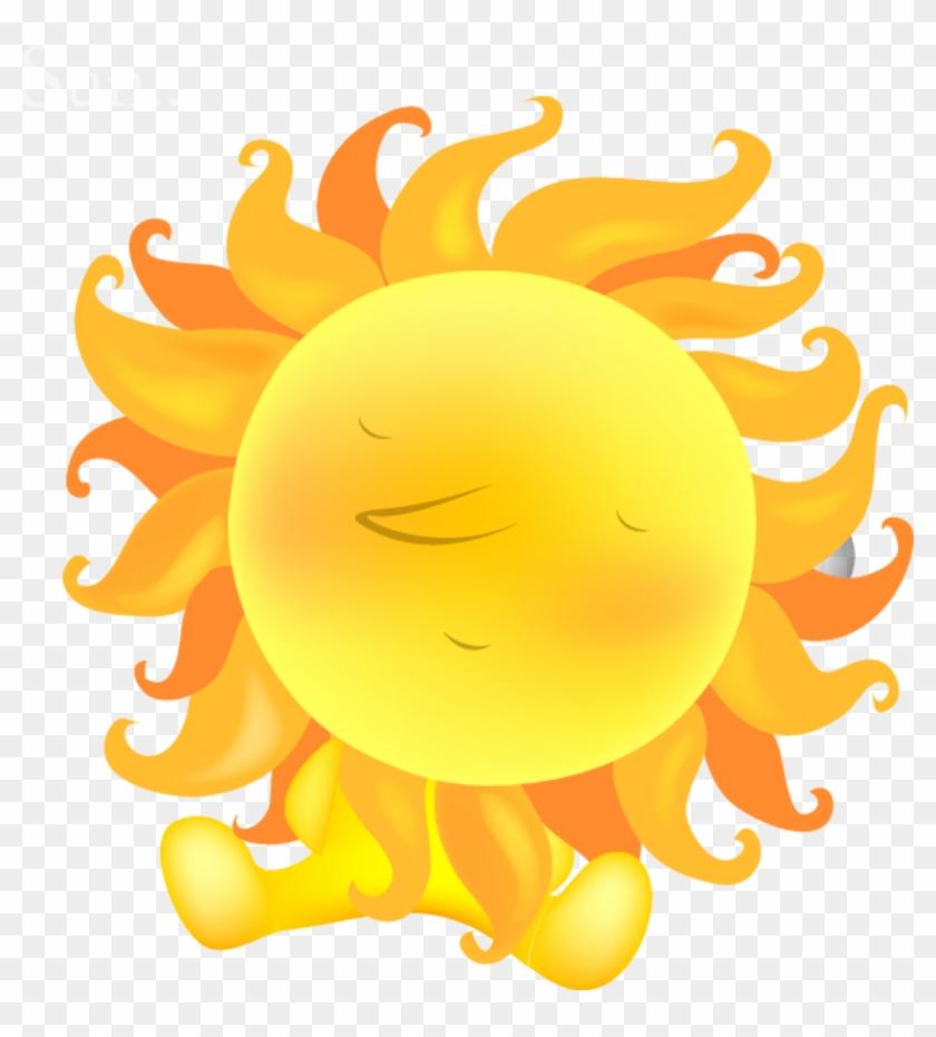 Cartoon Cute Summer Hot Sun - Cartoon Cute Summer Hot Sun #70083
