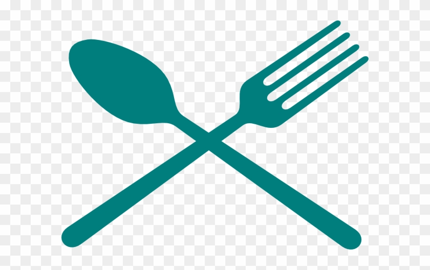 Spoon And Fork Crossed Png #70038