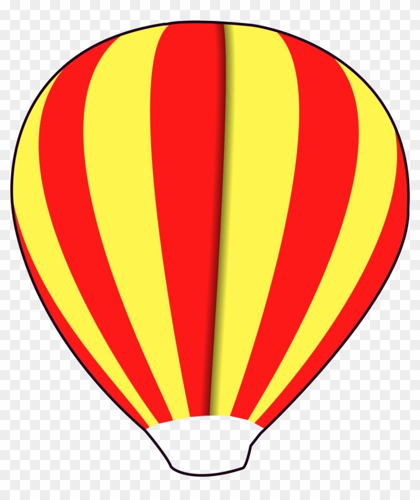 Hot Air Balloon - Hot Air Balloon Clip Art #70313