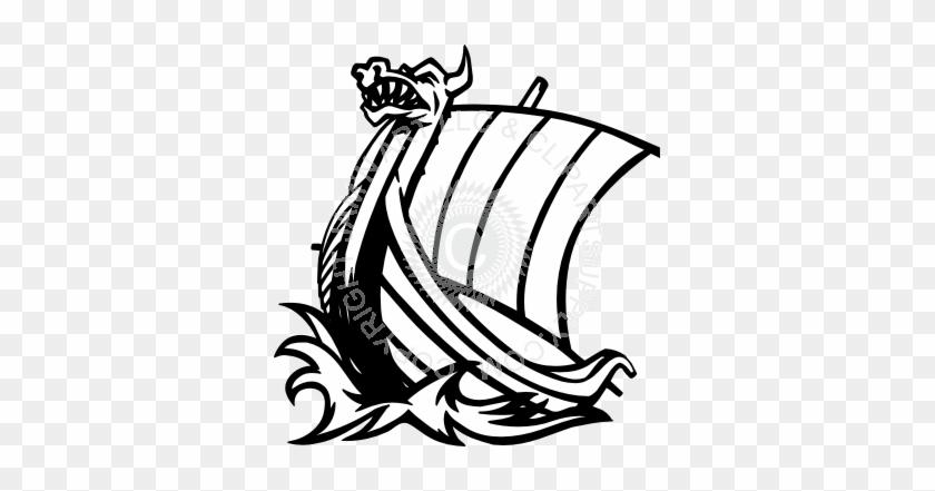 Viking Ship Clip Art #70389