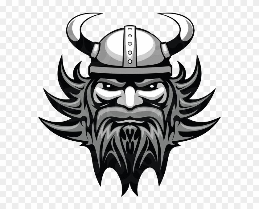 Viking Custom Cases - Viking Head Illustration #70679