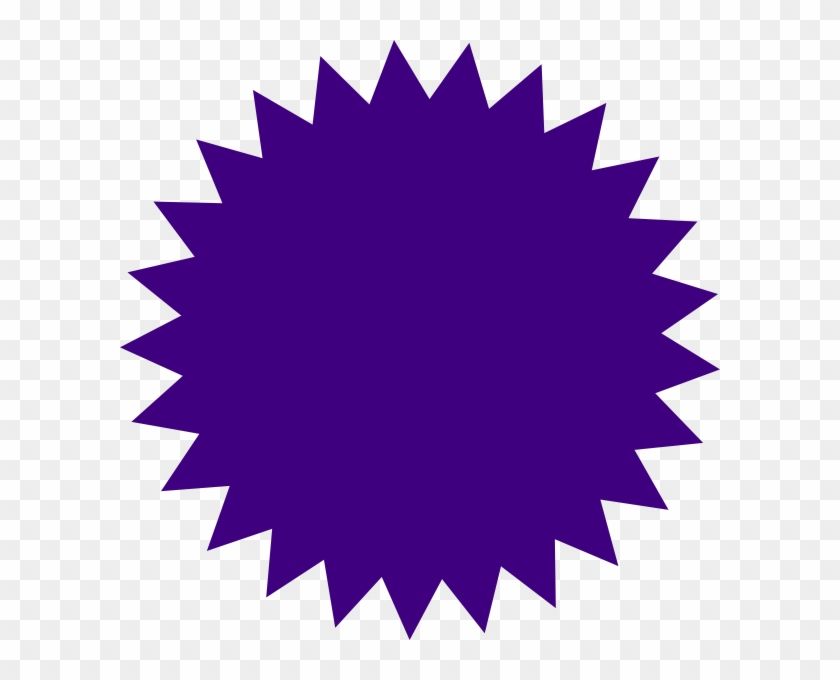 Purple Button Clip Art At Clker - Price Tag Png Icon #71037