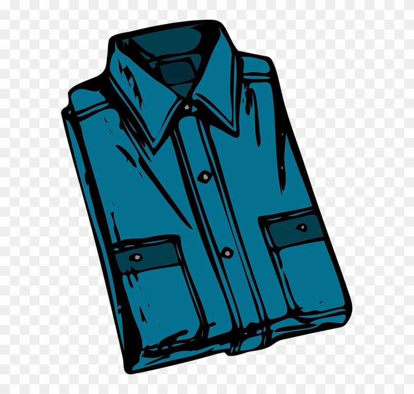 Men's Dress Shirt Clipart