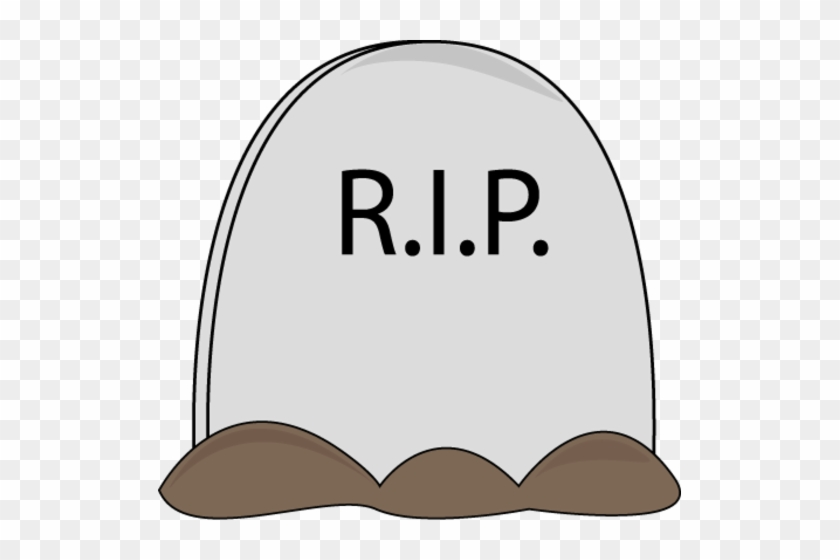 Dying Clipart Rest In Peace - Rip Emoji No Background #71362