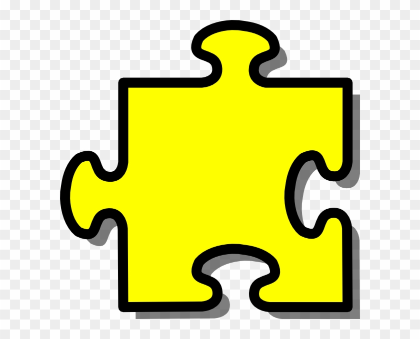 graphic about Puzzle Piece Printable named Puzzle Piece Puzzle Clip Artwork Graphic - Autism Puzzle Piece