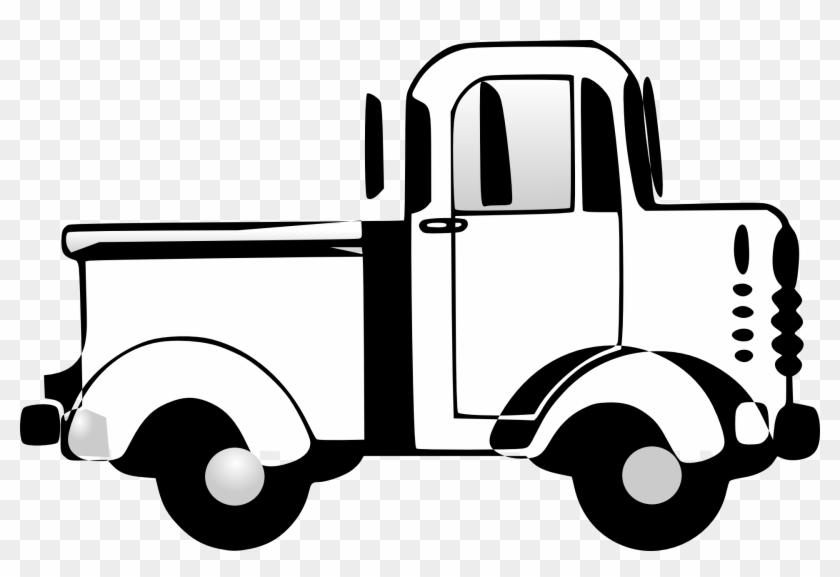 Truck Clip Art - Truck Clip Art Transparent #71997