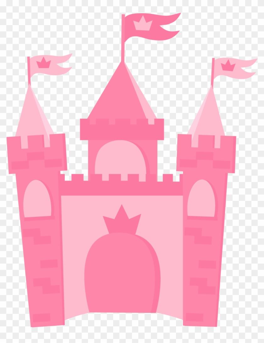 Disney Princess Castle Clipart - Sleeping Beauty Castle Clipart #72040