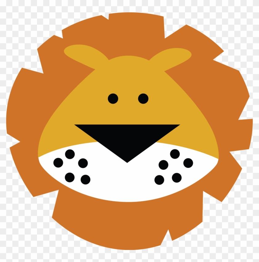 lion face cute lion face cartoon free transparent png clipart rh clipartmax com Lion Face Clip Art Black and White lion face images clip art