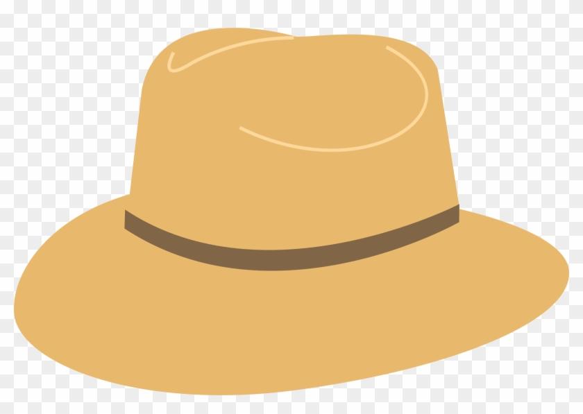 Big Image - Sun Hat Clipart #72484