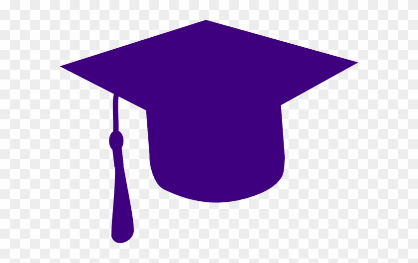 Free To Use And Share Graduation Hat Clipart Clipartmonk - Graduation Hat Purple Png #72752