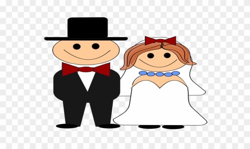 Bride And Groom Free Cartoon Bride Groom Clip Art Litle Bride And