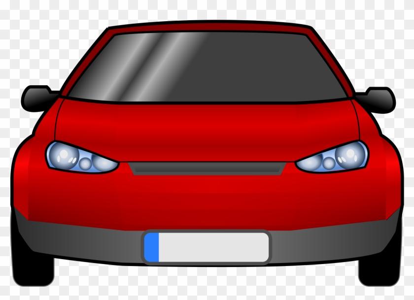 Car Front Clip Art At Clker Com Vector Online Royalty Car Cartoon