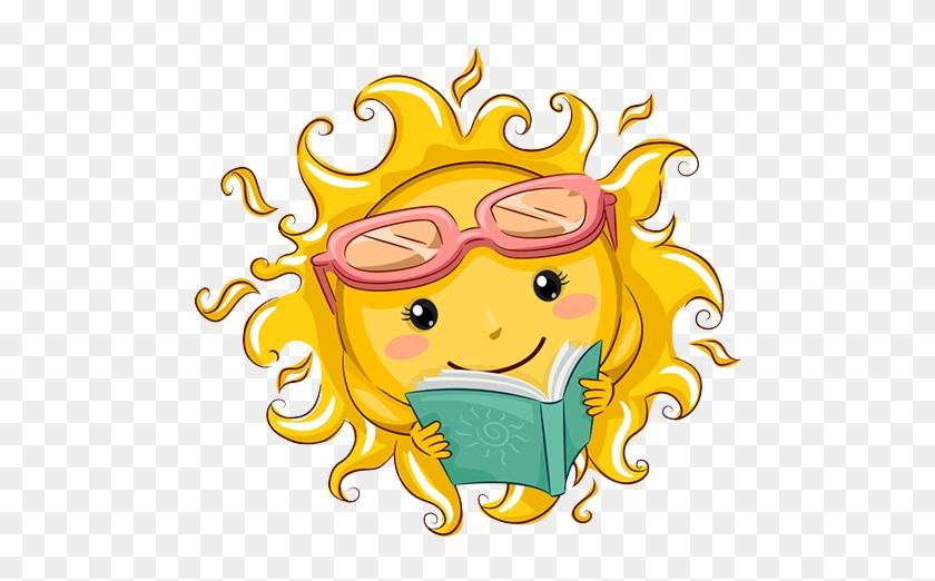 Summer Reading - Sunshine Reading A Book #73243